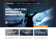 A great web design by ProtoFuse, Orlando, FL: Responsive Website, Marketing Website , Service , PHP