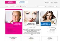 A great web design by Sertek Media, Vilnius, Lithuania: