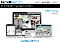 A great web design by Farrell Conlan , Los Angeles, CA: