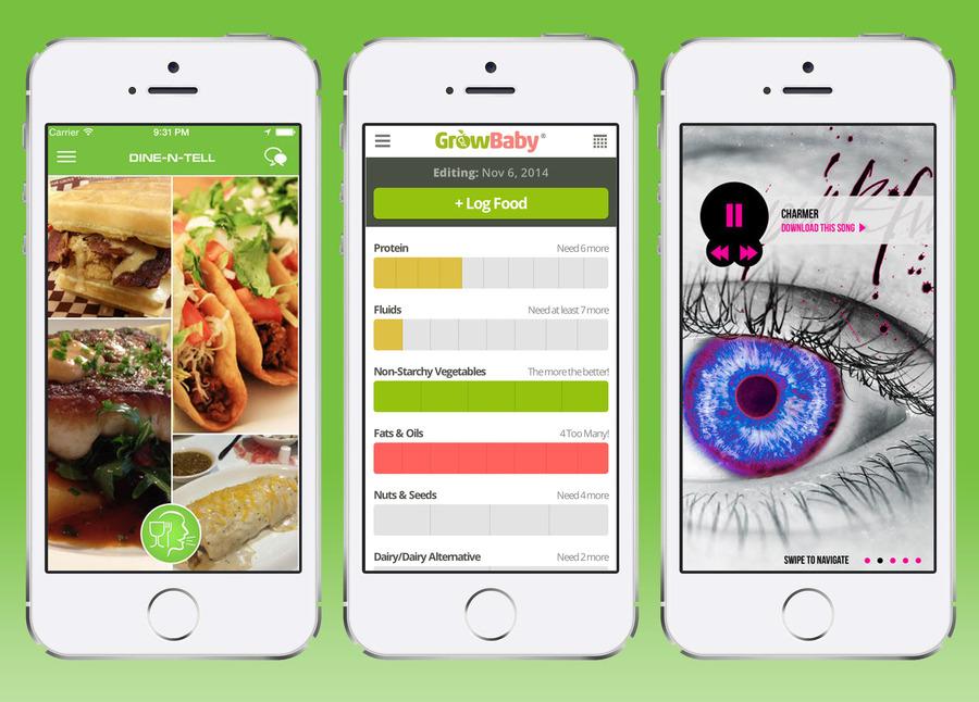 A great web design by ActiveLogic Labs, Kansas City, KS: iOS (Objective-C)