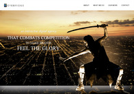 A great web design by Eyebridge, New York, NY: