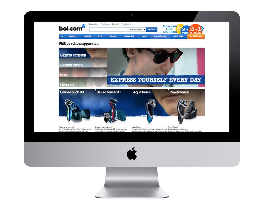 A great web design by Factory101, Utrecht, Netherlands: