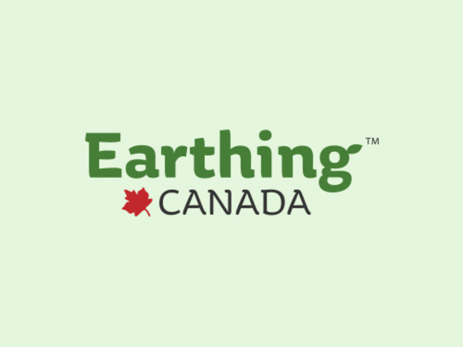 A great web design by Earthing Canada, London, Canada: