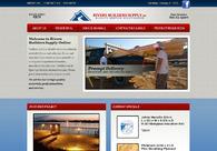 A great web design by Alan Hudgins Design & Marketing, Shreveport, LA: