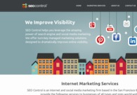 A great web design by SEO Control, San Francisco, CA: