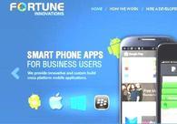 A great web design by Melbourne.fortuneinnovations.com, Melbourne, Australia: