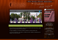 A great web design by Marcelo Aguila, Punta Arenas, Chile: