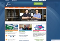 A great web design by Tuna Traffic, Milwaukee, WI: Responsive Website, Marketing Website , Service , Wordpress
