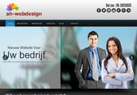 A great web design by ah-webdevelopment, Amsterdam, Netherlands: