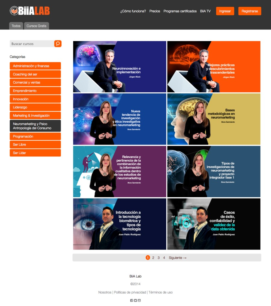 A great web design by Pedro Baker, London, United Kingdom: Responsive Website, Web Application , Education , Other