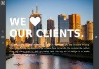 A great web design by Alexus Designs, Washington DC, DC: