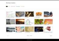 A great web design by Revolver Creative: