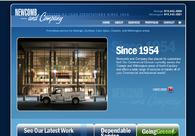 A great web design by BizCom Web Services, Inc., Raleigh, NC: