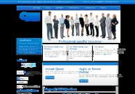 A great web design by CPHINS, Chicago, IL: