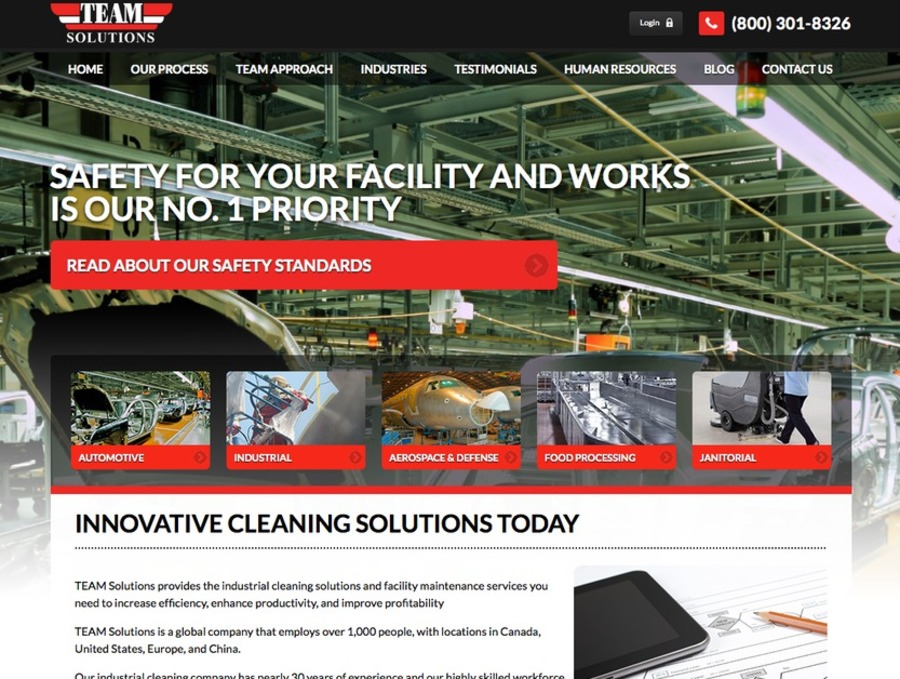 A great web design by Big Time Agency, Petoskey, MI: