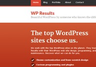 A great web design by WP Results LLC, San Francisco, CA: