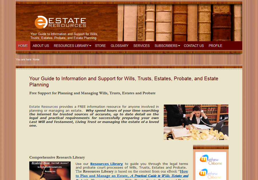A great web design by Pro Site Builder, LLC, Atlanta, GA: