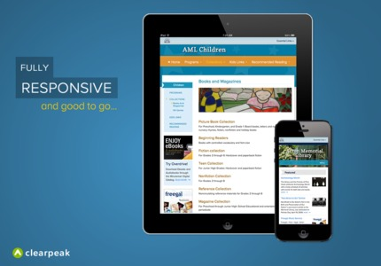 A great web design by Clearpeak: Responsive Website, Social/Community , Non Profit , ExpressionEngine