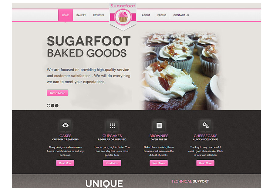 A great web design by Digital Demand Marketing, Atlanta, GA: