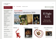 A great web design by Color Vivo Internet, S.L., Madrid, Spain: