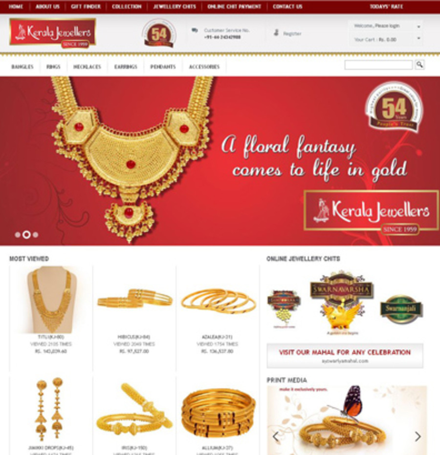 A great web design by web designing company, Chennai, India: