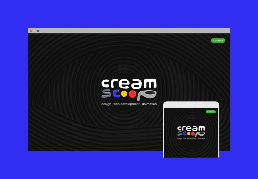 A great web design by Creamscoop, Mexico, Mexico: Responsive Website, Portfolio , Software , Wordpress