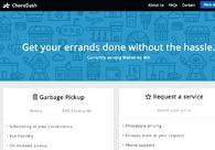 A great web design by Loompad Design, Boston, MA: