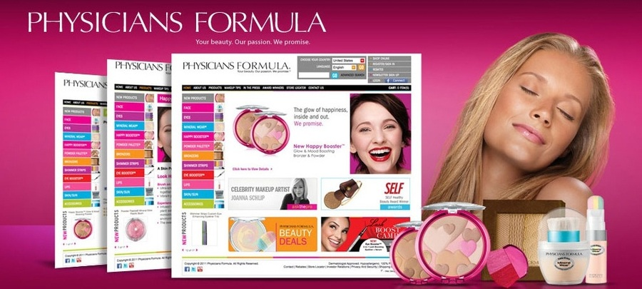 A great web design by SPINX Digital , Los Angeles, CA: Website, Marketing Website , Health & Beauty , ASP.NET
