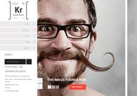 A great web design by El Petit Kraken, Miami, FL: