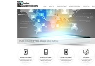 A great web design by IndianAppDevelopers (IAD) Company, Ahmedabad, India: