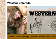 A great web design by  Aspen Web Design , Denver, CO: