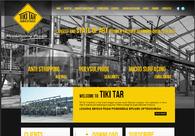 A great web design by Tiki Tech, Mumbai, India:
