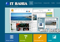 A great web design by IT BAHIA, Bahia e Sao Paulo, Brazil: