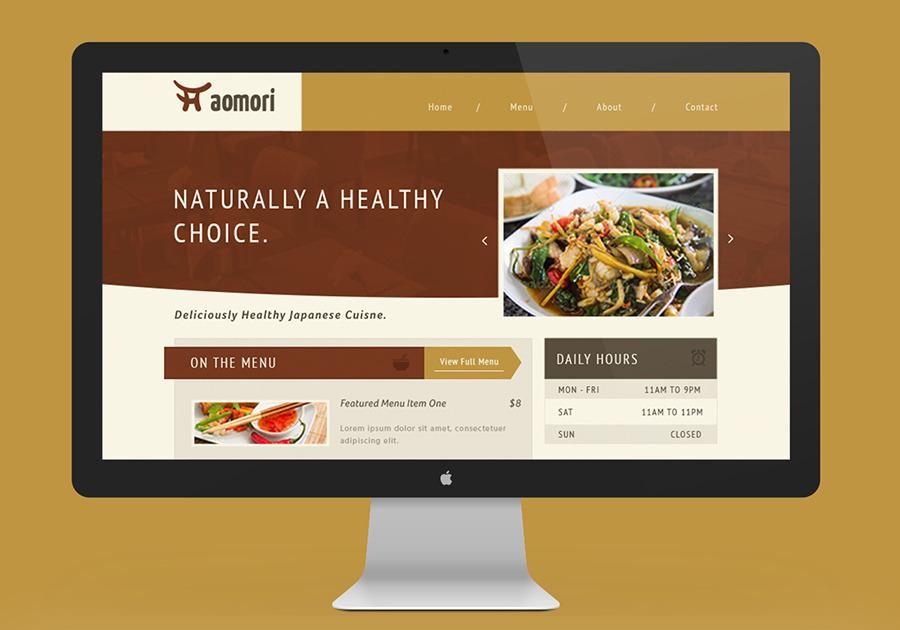 A great web design by Tilted Square, Boulder, CO: