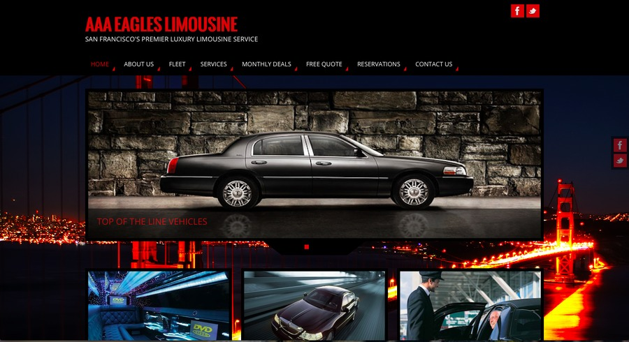 A great web design by Expression Palette, San Francisco, CA: