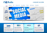 A great web design by 1st 4 Cheap Web Design, North London, United Kingdom: