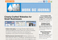 A great web design by The Image Distillery, Green Bay, WI: