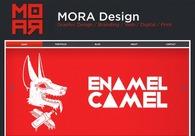 A great web design by MORA Design, London, United Kingdom: