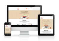 A great web design by Jon Burke Web Design, Halifax, Canada: Responsive Website, Portfolio , Internet