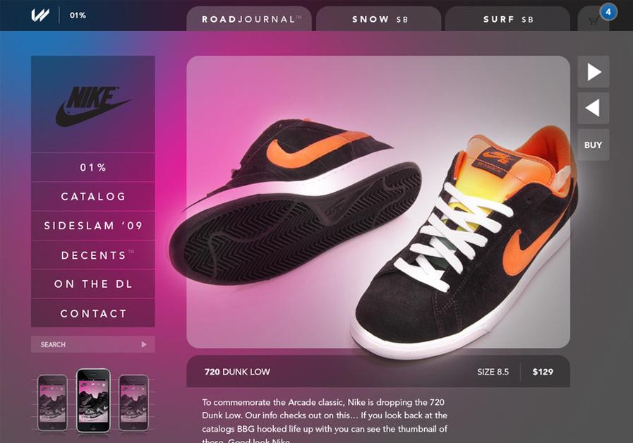 A great web design by Bright Bright Great, Chicago, IL: