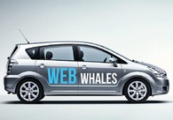 A great web design by Webwhales, Aarhus, Denmark: