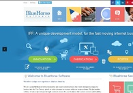 A great web design by Bluehorse Software Solutions Pvt. Ltd, Kolkata, India: Website, E-Commerce , Software , PHP