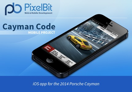 A great web design by PixelBit, Boston, MA: Mobile App , Social/Community , Automotive , iOS (Objective-C)