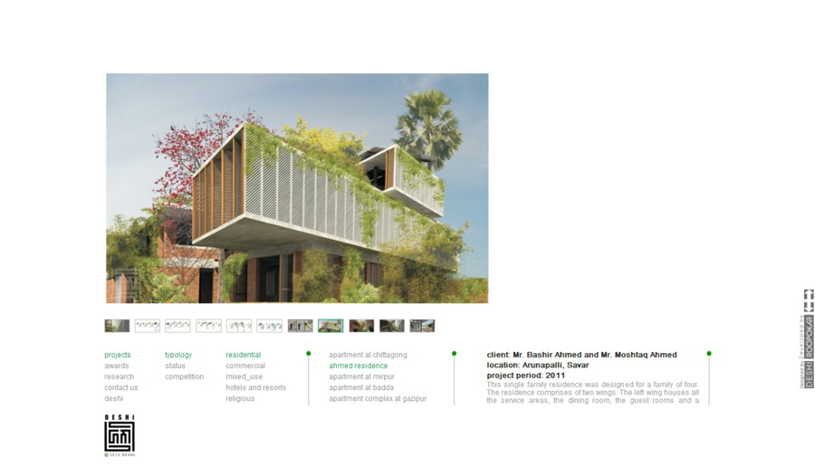 A great web design by Roopokar, New York, NY: Responsive Website, Portfolio , Real Estate , Static HTML