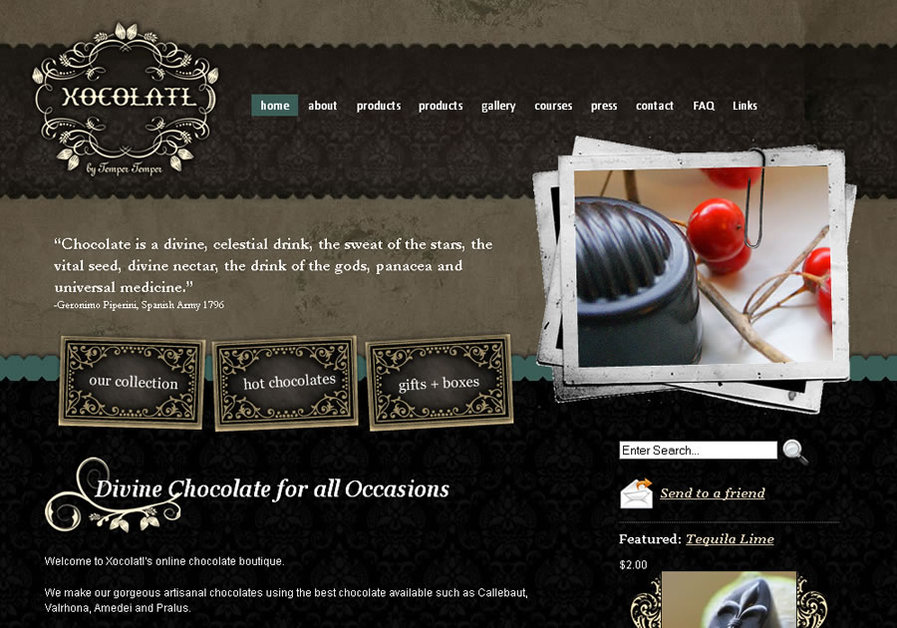 A great web design by New Media Design, Christchurch, New Zealand: