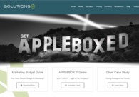 A great web design by Solutions 8, Phoenix, AZ: Responsive Website, Marketing Website , Marketing , Wordpress