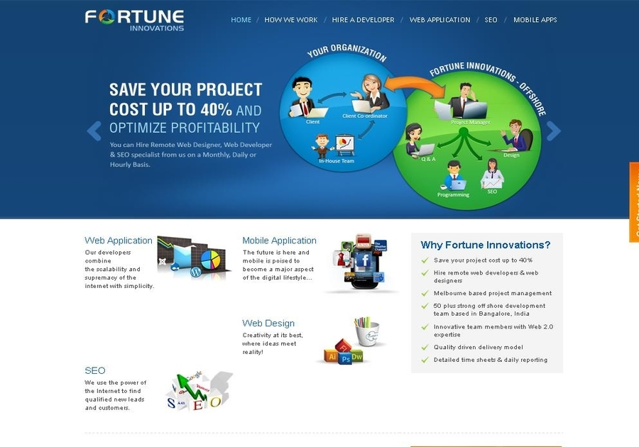 A great web design by Web development San Francisco, San Francisco, CA: