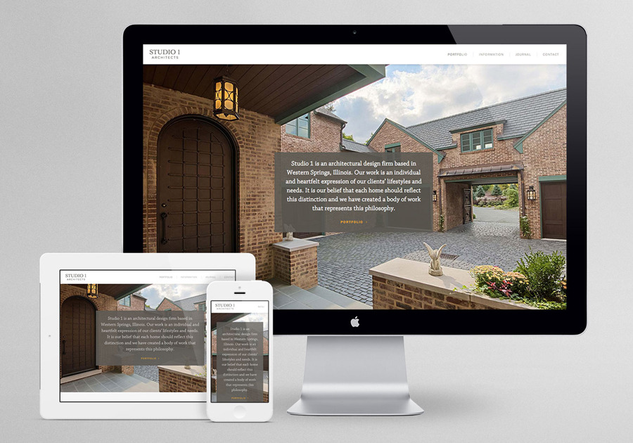 A great web design by Knoed Creative, Chicago, IL: