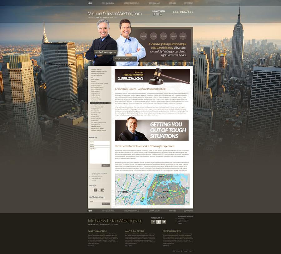 A great web design by Live Custom Design, Vancouver, Canada: Portfolio , Internet , Other