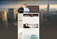 A great web design by Live Custom Design, Vancouver, Canada: Portfolio , Internet , Other